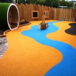 Wetpour Flooring in West Midlands 5