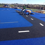 Play Area Safe Surface in Hertfordshire 1