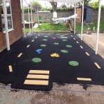 Wetpour Flooring in Isle of Wight 9