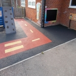Wetpour Flooring in West Midlands 8