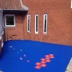 Wetpour Flooring in West Midlands 6