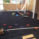 Wetpour Flooring in West Midlands 12