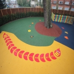 Wetpour Flooring in West Midlands 1